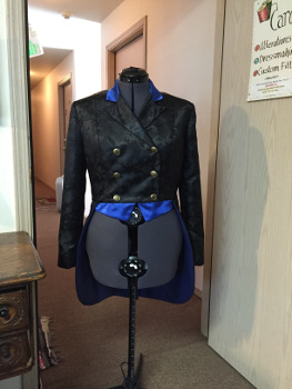Equestrian jacket tailor